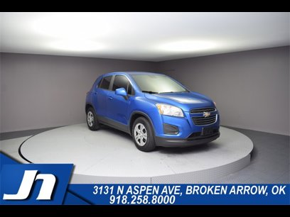 Used 2016 Chevrolet Trax FWD LS - 547028391