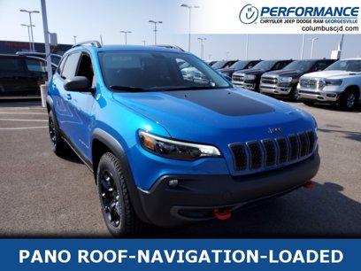 New 2020 Jeep Cherokee 4WD Trailhawk - 528810703
