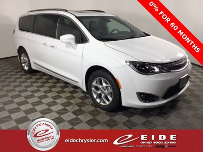 New 2020 Chrysler Pacifica Touring-L Plus - 536513953