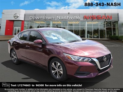 New 2020 Nissan Sentra SV w/ Trunk Package - 560851250