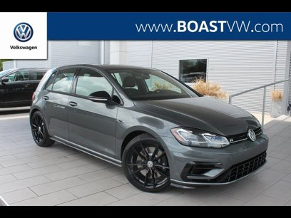 New 2019 Volkswagen Golf R 4-Door - 517126509