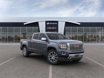 New 2020 GMC Canyon 4x4 Crew Cab Denali - 540279497
