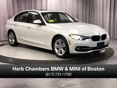 Certified 2016 BMW 328i xDrive Sedan - 540220630