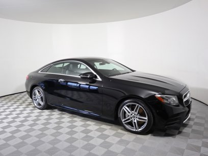 Certified 2019 Mercedes-Benz E 450 4MATIC Coupe - 538747838