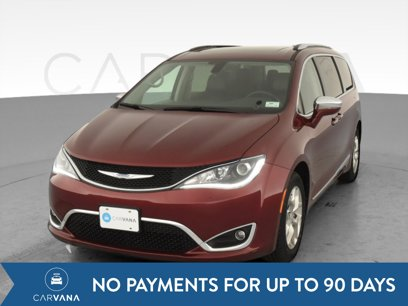 Used 2018 Chrysler Pacifica Limited - 549377066