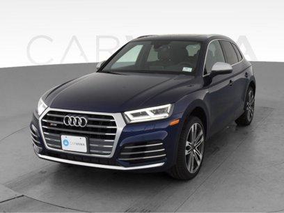 Used 2018 Audi SQ5 Premium Plus - 547535053
