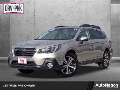 Certified 2019 Subaru Outback Limited - 567255766