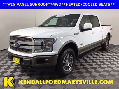 Certified 2020 Ford F150 King Ranch - 562440238