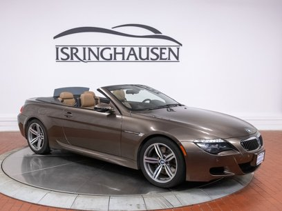 Used 2008 BMW M6 Convertible - 567376976