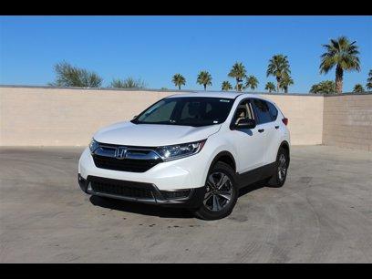 New 2019 Honda CR-V FWD LX - 528351671