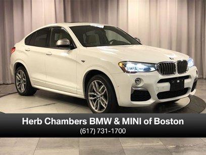 Certified 2018 BMW X4 M40i - 544408172