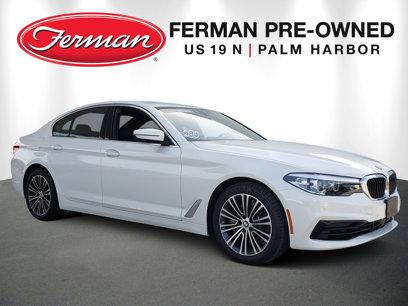 Certified 2019 BMW 540i - 541265670