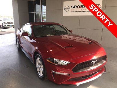 Used 2019 Ford Mustang Coupe - 563056777
