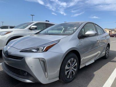 New 2020 Toyota Prius XLE AWD - 536871735