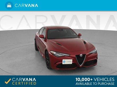 Used 2017 Alfa Romeo Giulia Quadrifoglio - 547869285