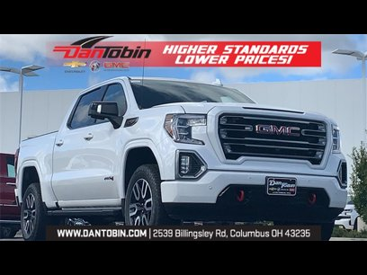 New 2020 GMC Sierra 1500 4x4 Crew Cab AT4 - 528866999