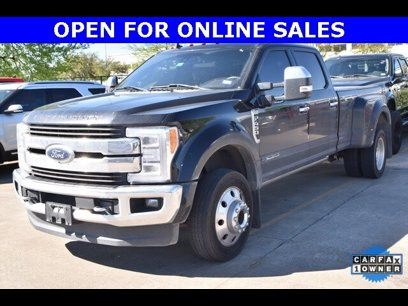 Used 2019 Ford F450 King Ranch - 548534209