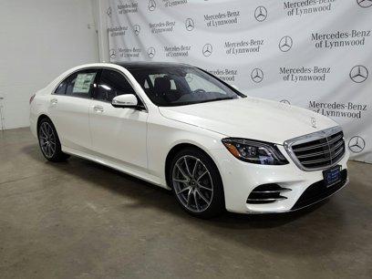 Used 2020 Mercedes-Benz S 560 4MATIC Sedan - 534928722