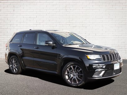 Certified 2020 Jeep Grand Cherokee 4WD Overland - 542501854
