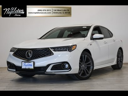Used 2019 Acura TLX V6 w/ Technology & A-SPEC Pkg - 543241838