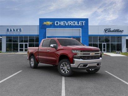 New 2020 Chevrolet Silverado 1500 4x4 Crew Cab LTZ - 540884231