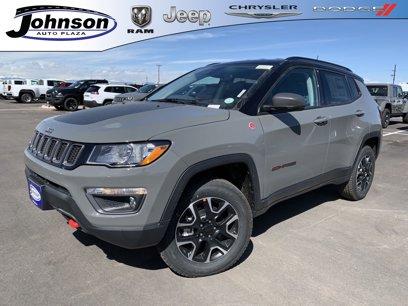 New 2020 Jeep Compass 4WD Trailhawk - 545589297