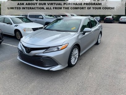Certified 2018 Toyota Camry XLE - 565785565