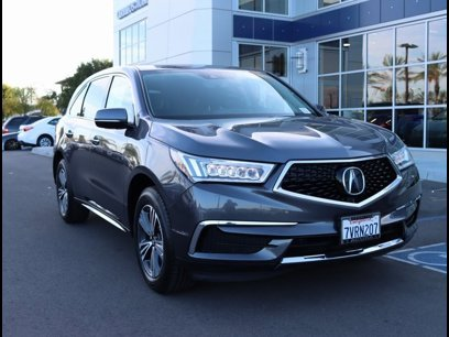 Certified 2017 Acura MDX FWD - 543334636