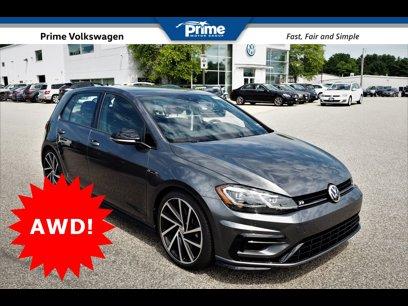 New 2019 Volkswagen Golf R 4-Door - 513897015