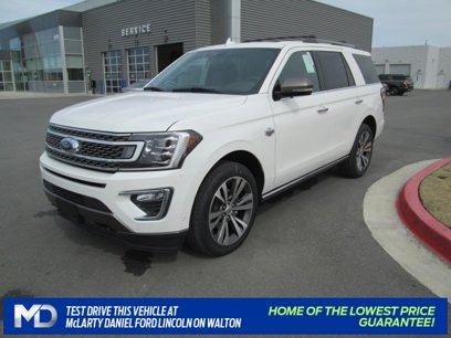 New 2020 Ford Expedition 4WD King Ranch - 546624303