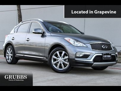 Certified 2017 INFINITI QX50 2WD w/ Premium Plus Package - 544013686