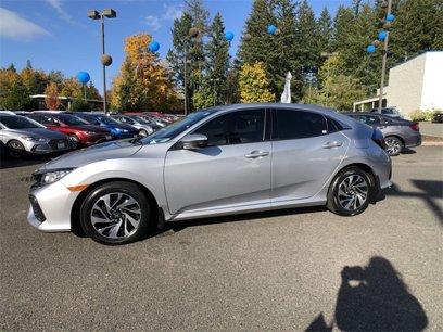 Used 2017 Honda Civic LX Hatchback - 566571220