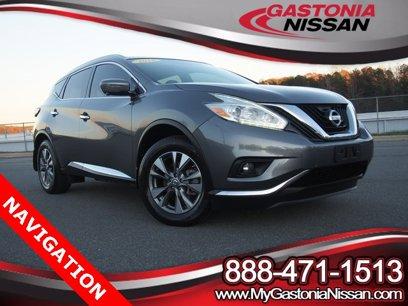 Certified 2016 Nissan Murano SL - 569763813