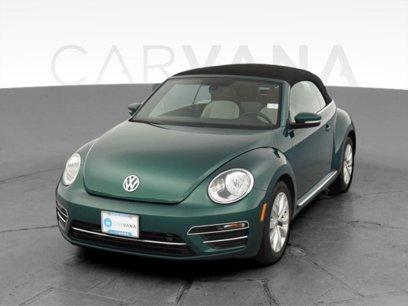 Used 2017 Volkswagen Beetle 1.8T Convertible - 548411893