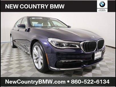 Certified 2018 BMW 750i xDrive - 542326939