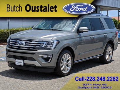 New 2019 Ford Expedition 2WD Limited - 512681881