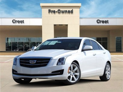 Certified 2016 Cadillac ATS Sedan - 546339883