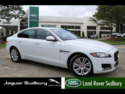 Used 2018 Jaguar XF Premium AWD - 544934009