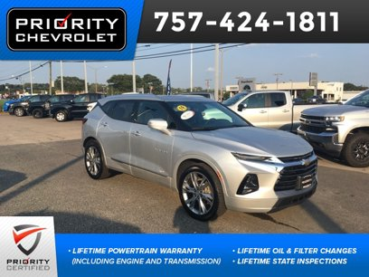 Certified 2019 Chevrolet Blazer FWD Premier - 560385737