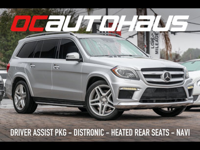 Used 2013 Mercedes-Benz GL 550 4MATIC - 539695480
