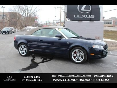 Used 2008 Audi A4 2.0T Cabriolet - 545295701