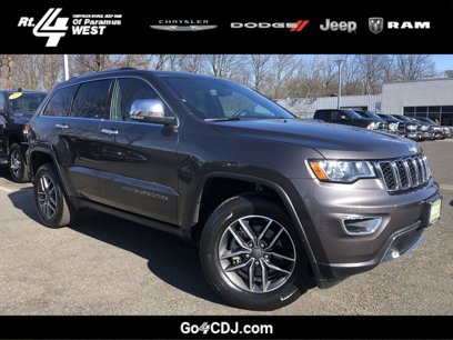 Certified 2019 Jeep Grand Cherokee 4WD Limited - 544427317
