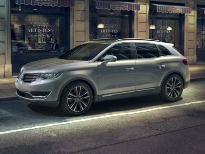 New 2018 Lincoln MKX AWD Black Label - 526675415