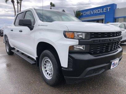 New 2021 Chevrolet Silverado 1500 W/T - 583031937
