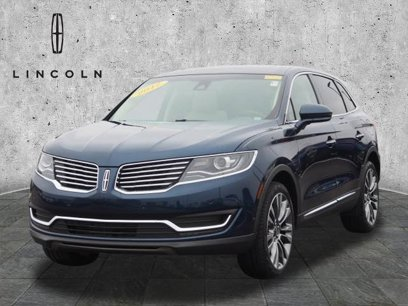 Certified 2017 Lincoln MKX AWD Reserve - 547073783