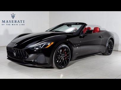 New 2019 Maserati GranTurismo Convertible - 528901988