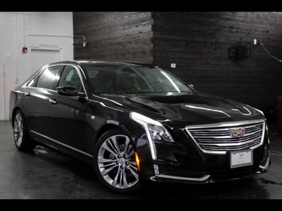 Used 2017 Cadillac CT6 3.0T Platinum AWD - 542182587