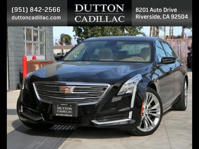 Certified 2018 Cadillac CT6 3.0T Platinum AWD - 543695533