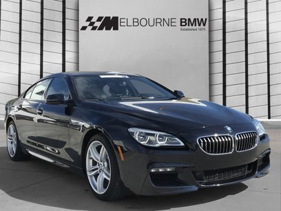 Certified 2017 BMW 640i Gran Coupe - 541970804