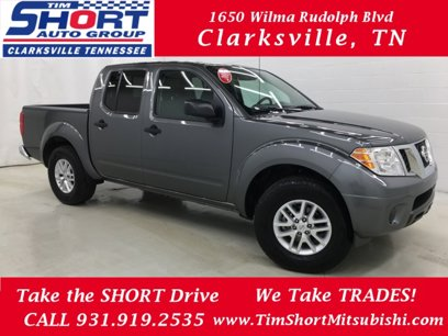 Used 2019 Nissan Frontier SV - 531077238